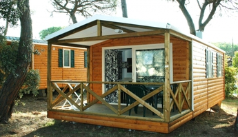 Mobil-home Habana 4 personnes 1
