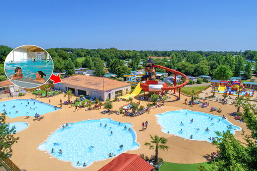 Camping Les Forges, Loirestreek