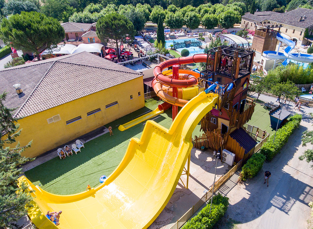Les Fumades, Camping Languedoc Roussillon - Zwembaden - Capfun