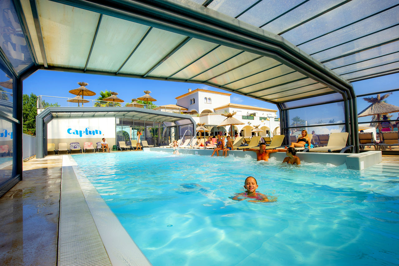 L'Hermitage, Camping Languedoc Roussillon - Speeltoestellen - Capfun