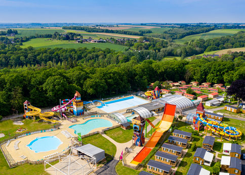 Camping L'hirondelle, Ardennen
