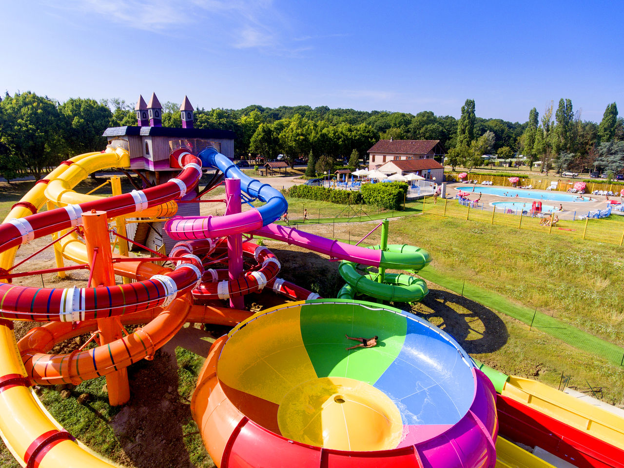 Mirabelle, Camping Lorraine - Moselle - Capfun
