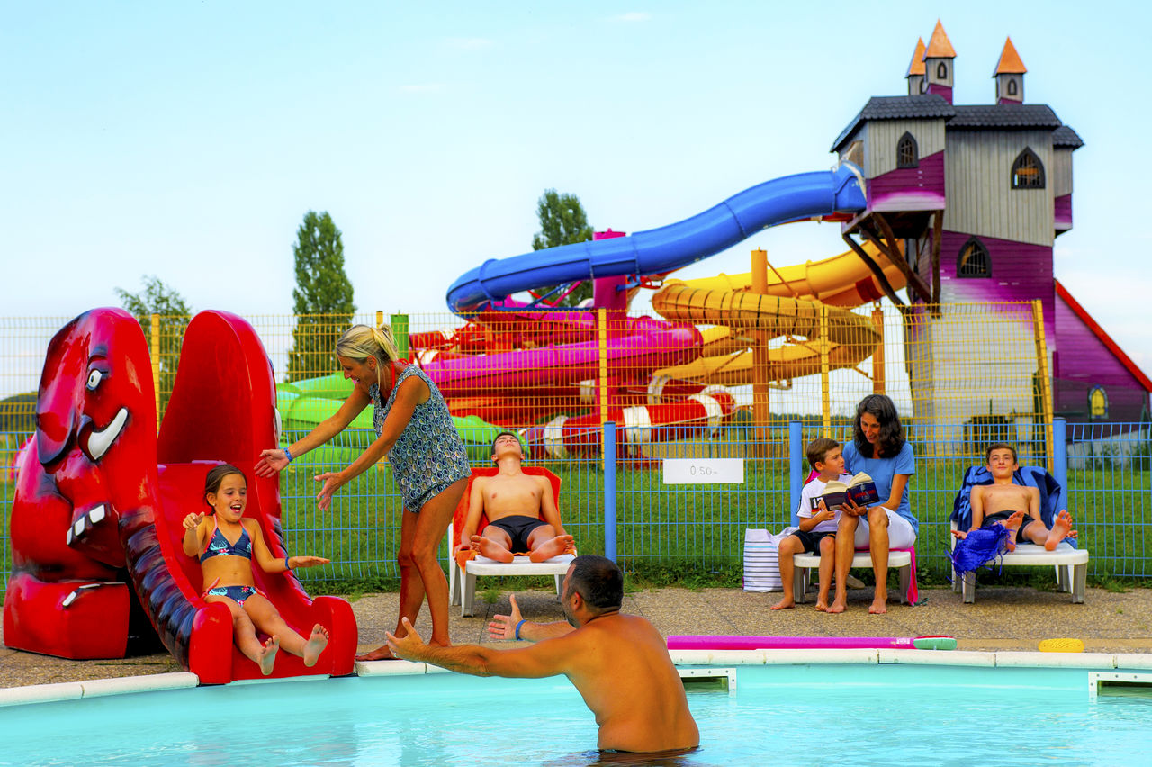 Mirabelle, Camping Lorraine - 14