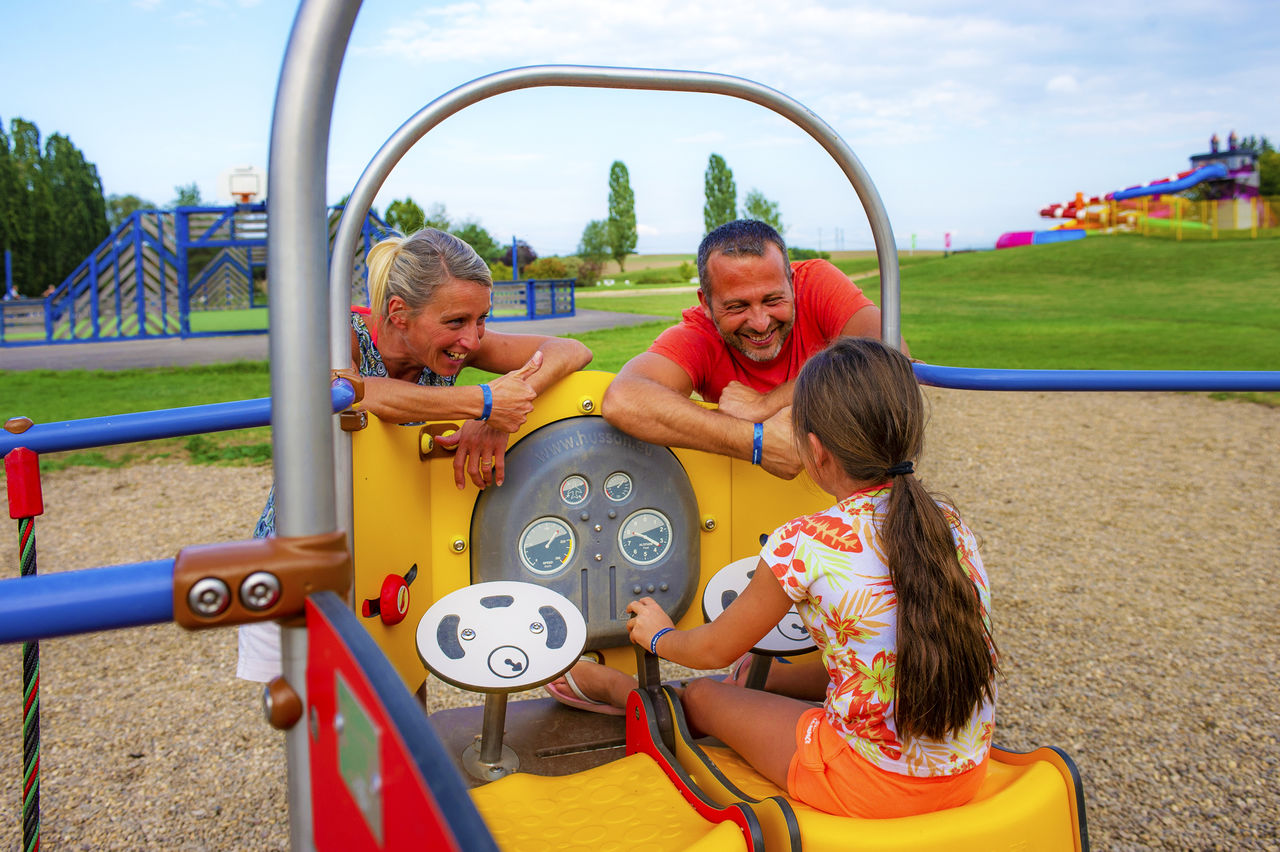 Mirabelle, Camping Lorraine - 16