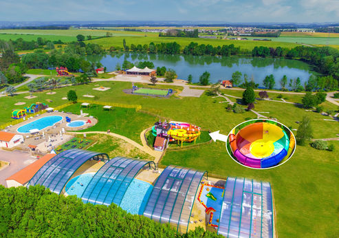 Camping Mirabelle, Lorraine