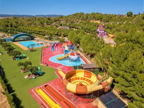 Camping MontBlancPark, Catalogne