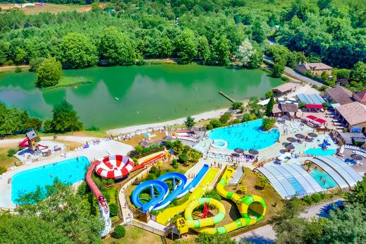 Camping Le Moulinal, Aquitaine