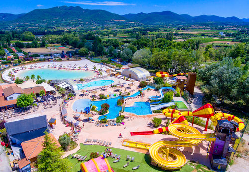 Camping Le Sagittaire, Rhone Alpes