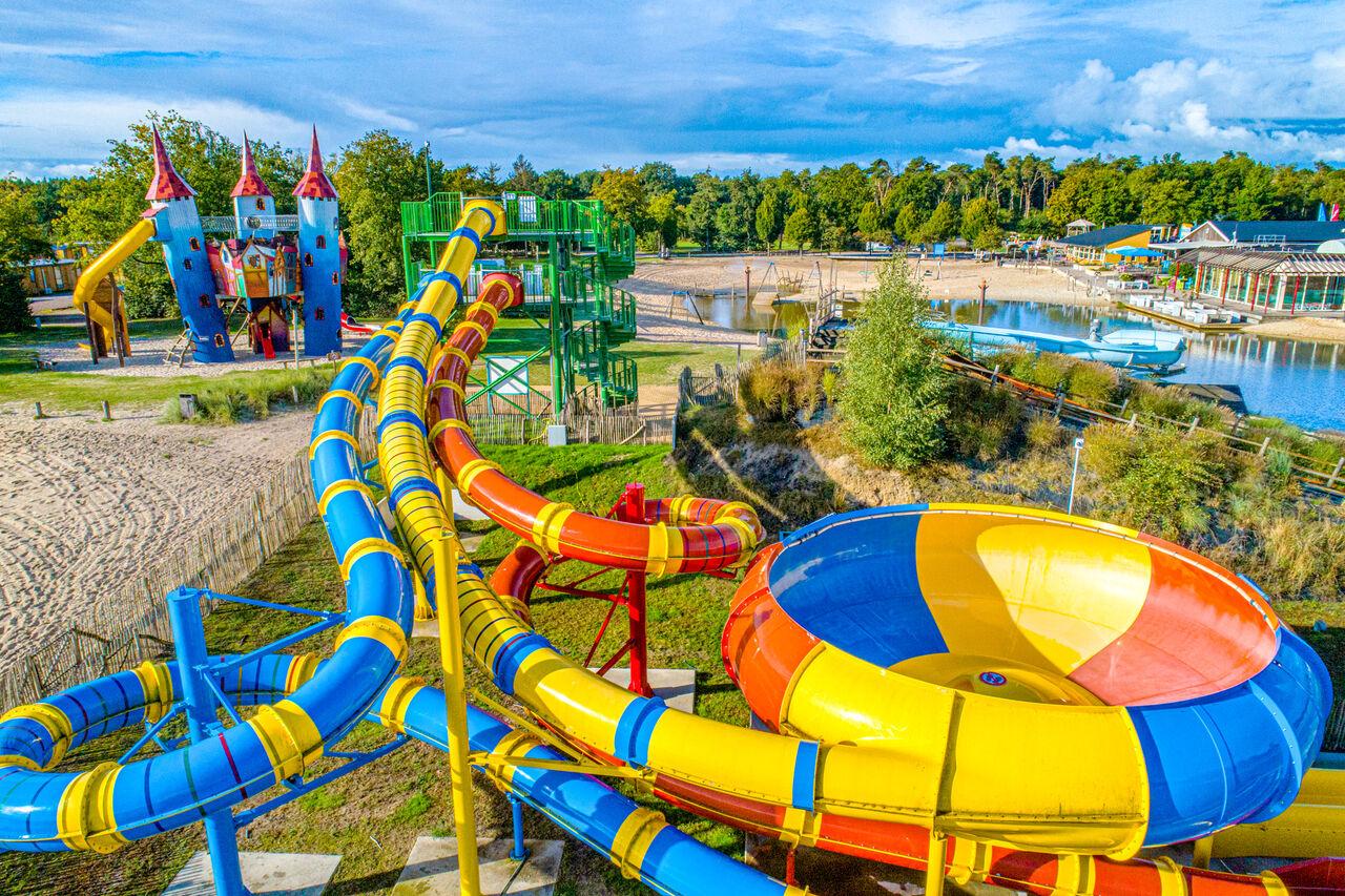 Impressie vakantiepark